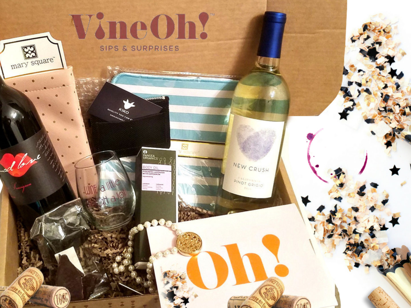 The Best Wine and Lifestyle Subscription Box For Women
