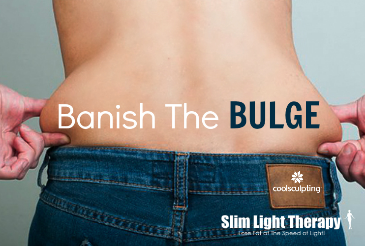 Banish The Bulge With CoolSculpting And Red Light LED Therapy with Slim Silhouettes and Beauty After Forty