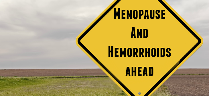 menopause and hemorrhoids and how to treat them by beauty after forty