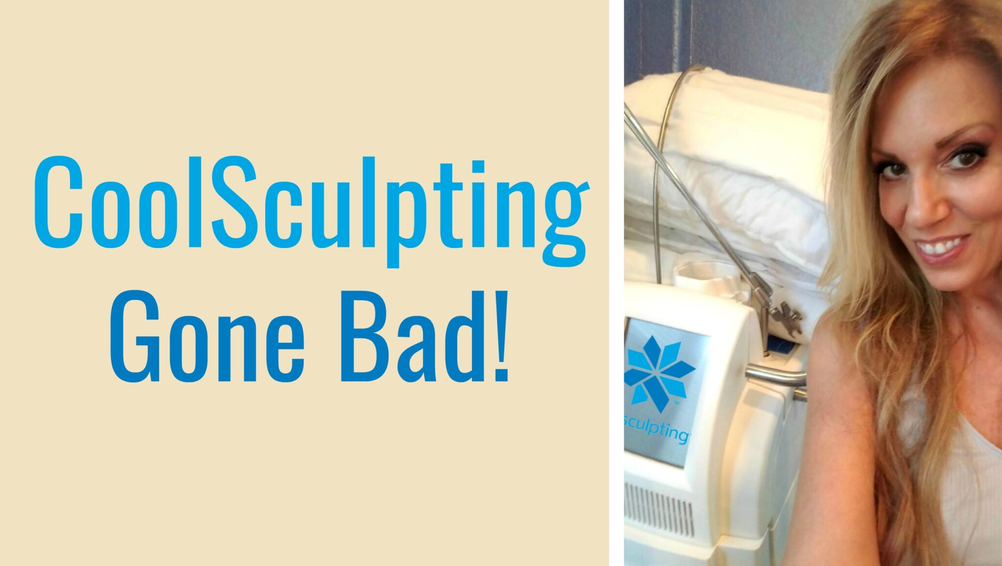 CoolSculpting Gone From Bad To Worse; Due To A Horrible Side Effect