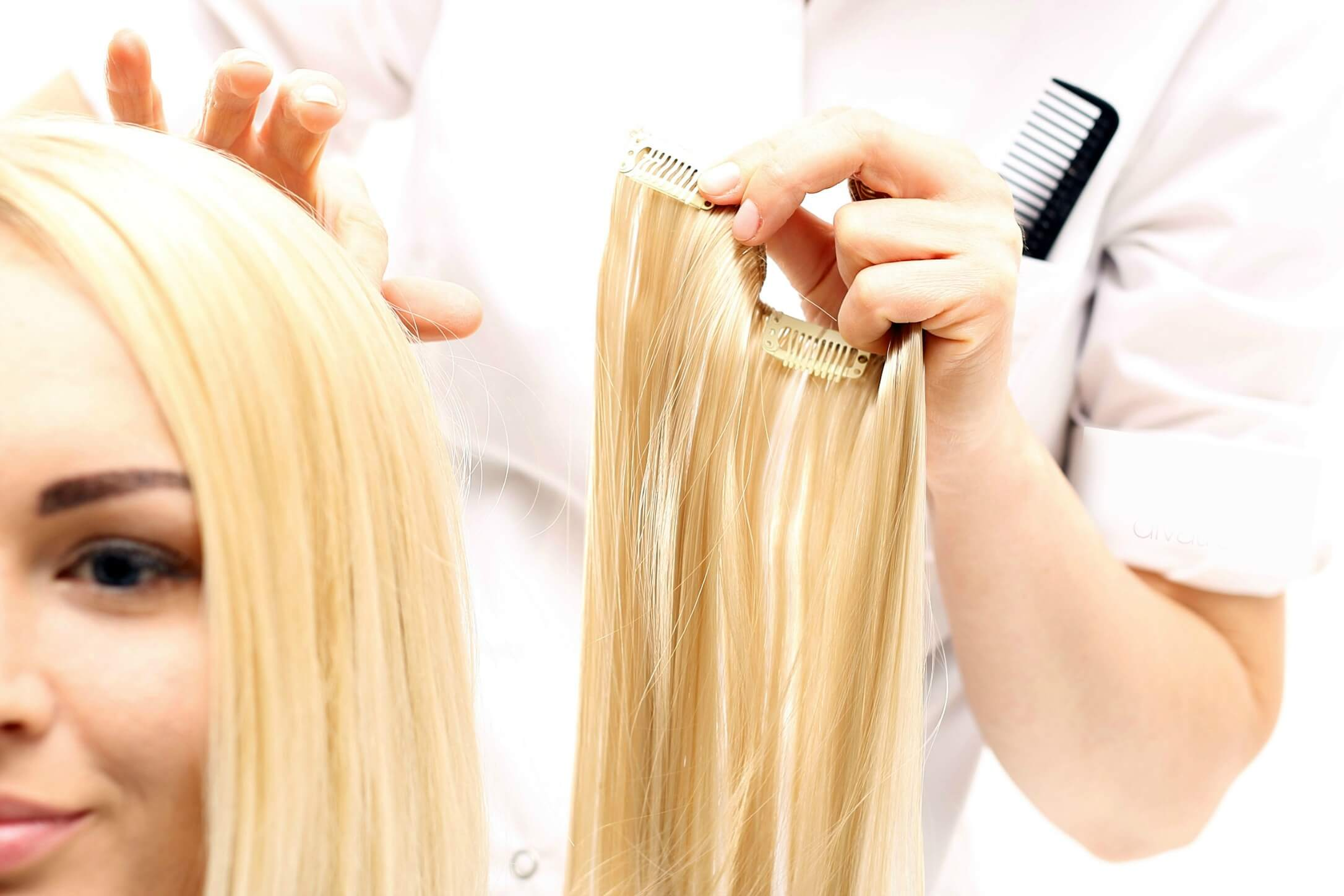 Tips For Hair Extensions For Women Over 40 by beauty after forty